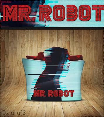 أيقونات ملف لمسلسل MR.ROBOT