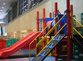 Contoh Indoor Playground