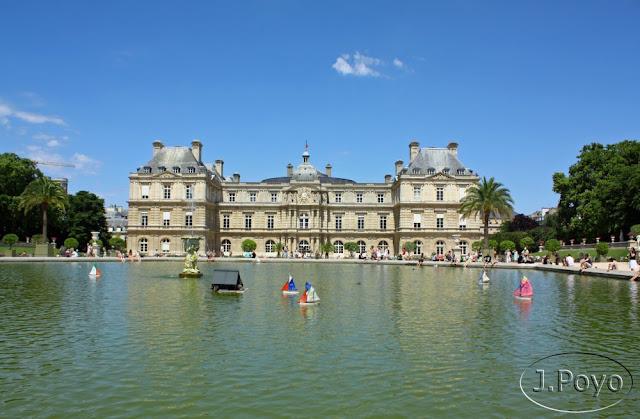 Palacio de Luxemburgo, Paris