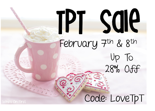 LoveTPT - It's Time for a SALE!