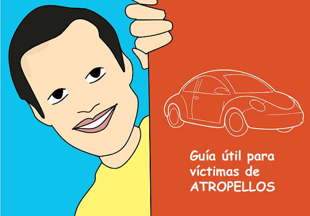 guia victimas atropellos