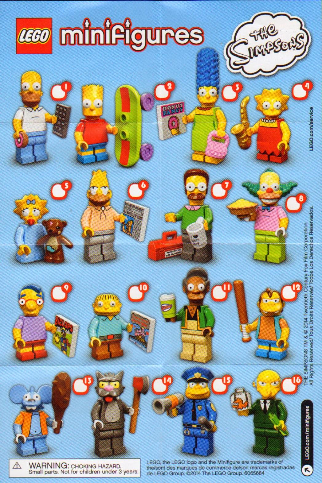 The Minifigure Collector Lego Minifigure Series 1 19