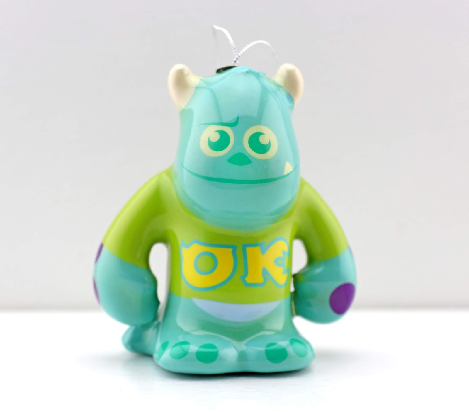 monsters university sulley hallmark decoupage ornaments