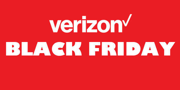Verizon Black Friday Deals