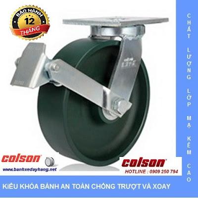 Báo giá bánh xe chịu lực Colson Mỹ tại An Giang banhxedaycolson.com