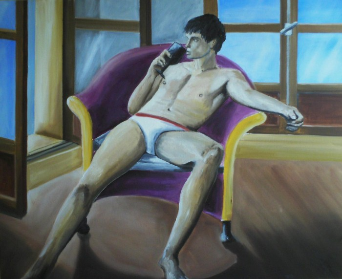 Francois Mouillard. Современный французский художник 19