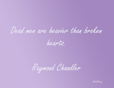 """Dead men are heavier than broken hearts"""