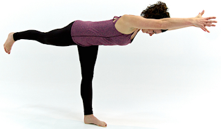 5 balancing yoga poses to help destress and relax your