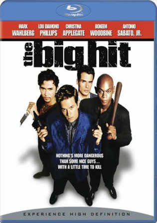 The Big Hit 1998 Hindi Dual Audio 300mb Dvdscr Movie Download 700MB