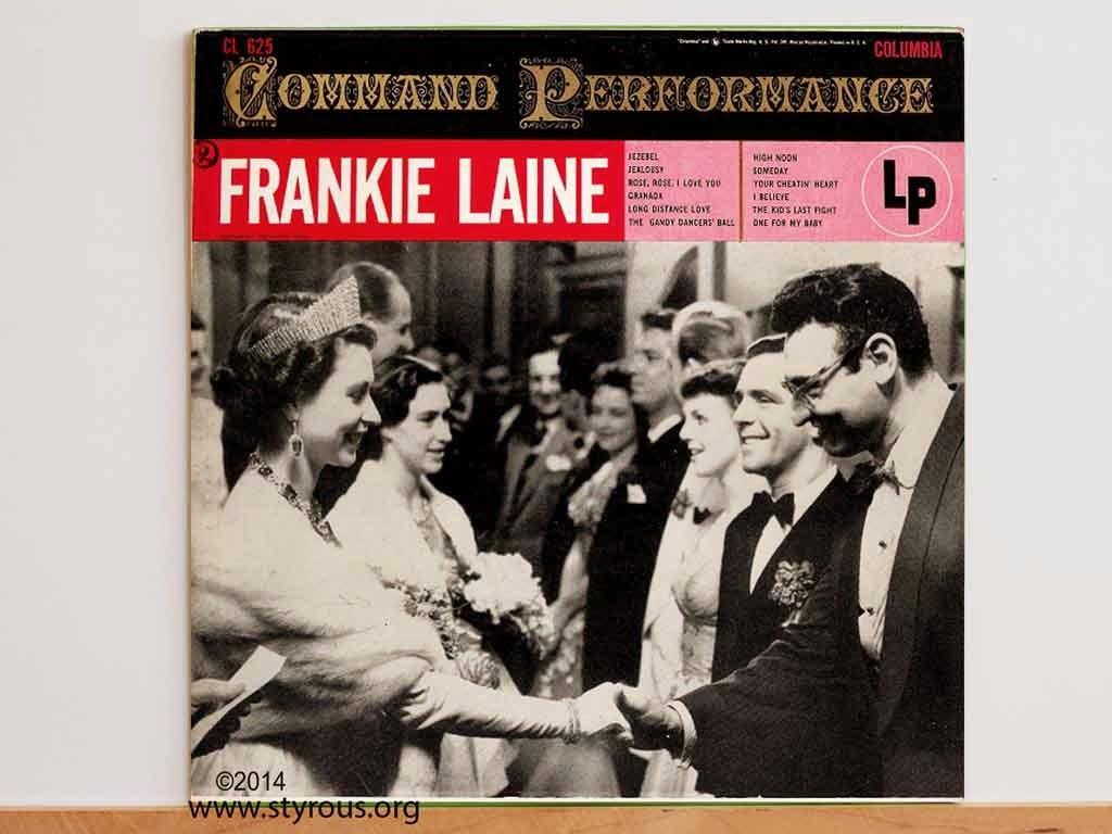 frankie laine classic albums cd