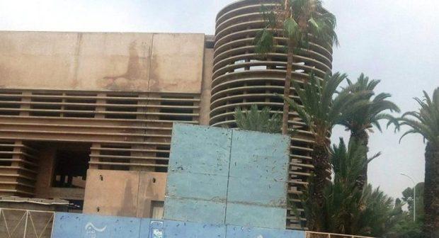 أكادير : ميلاد دار الفنون على أطلال بناية توقفت بها الأشغال منذ أزيد من 20 سنة بقلب المدينة.