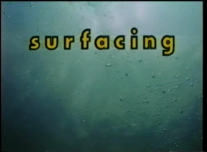 Surfacing To Breathe