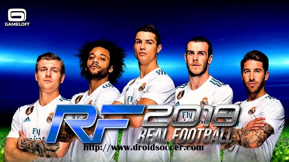 Real Football 2018 apk Data Obb download qr Codes