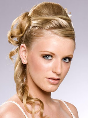 long updo hairstyles for prom