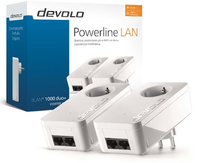 comprar Devolo powerline
