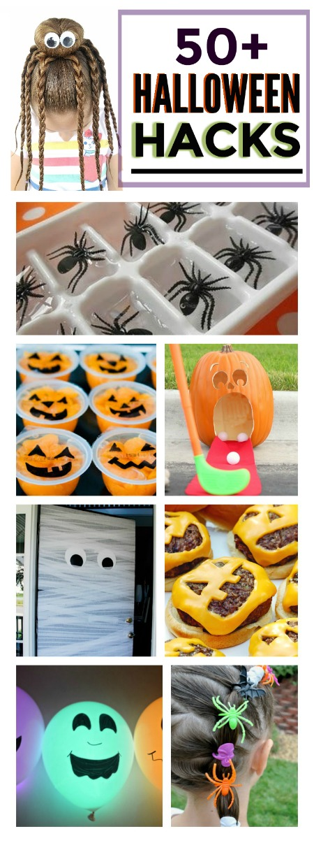 HACKED! 50 GENIUS Halloween ideas for kids (Love these!)
