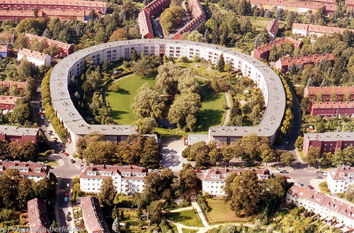 Hufeisensiedlung, Berlim