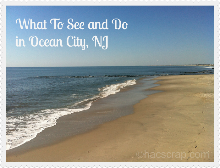 Ocean City, NJ Beach