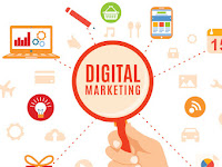 Digital Marketing kategori online dan offline