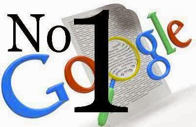Juara Pencarian No 1 Google