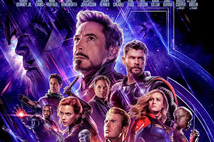 Download Avengers: Endgame (2019) Subtitle Indonesia HDCAM