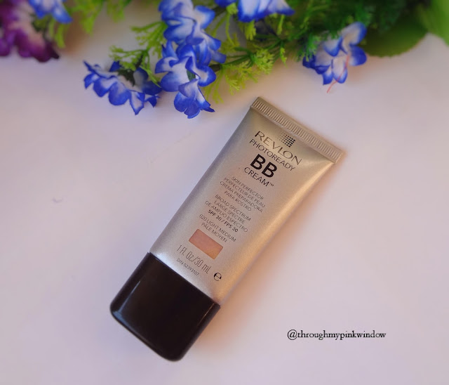"""Revlon PhotoReady BB cream Skin perfector with SFP30 review @throughmypinkwindow"""