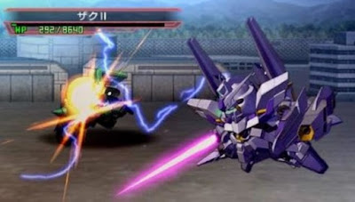 SD Gundam G Generation World Iso PPSSPP