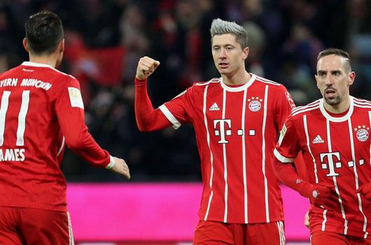 Bayern 1-0 Koln: 33 lần sút cầu môn, 1 bàn thắng 1