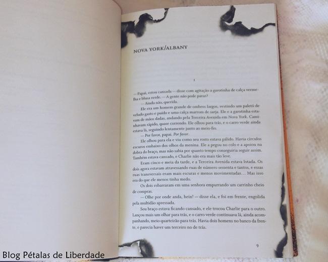 Resenha, livro, A-incendiária, Stephen-King, Suma, trecho, suspense, diagramacao