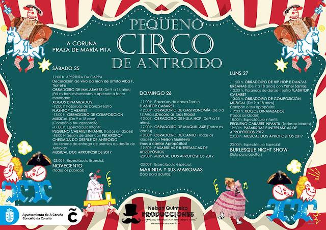 Pequeno Circo de Antroido