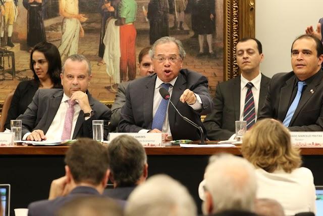 GUEDES: Governo está preparado para retirada de BPC da reforma
