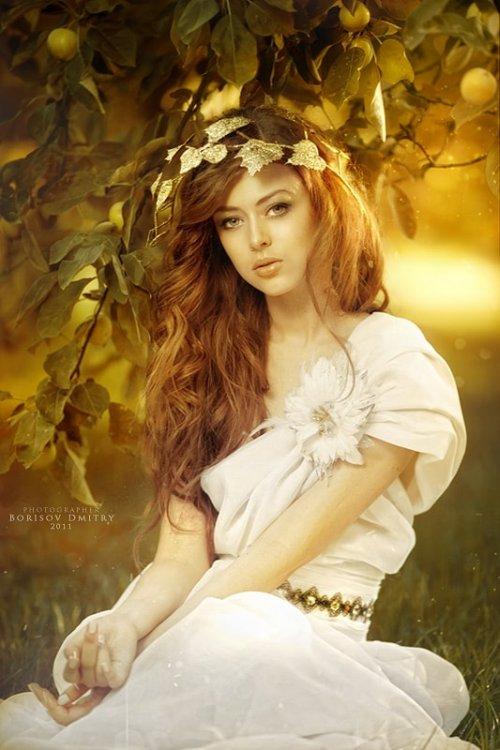 Dmitry Borisov dimm122 500px arte fotografia mulheres modelo beleza russia ruiva sensual