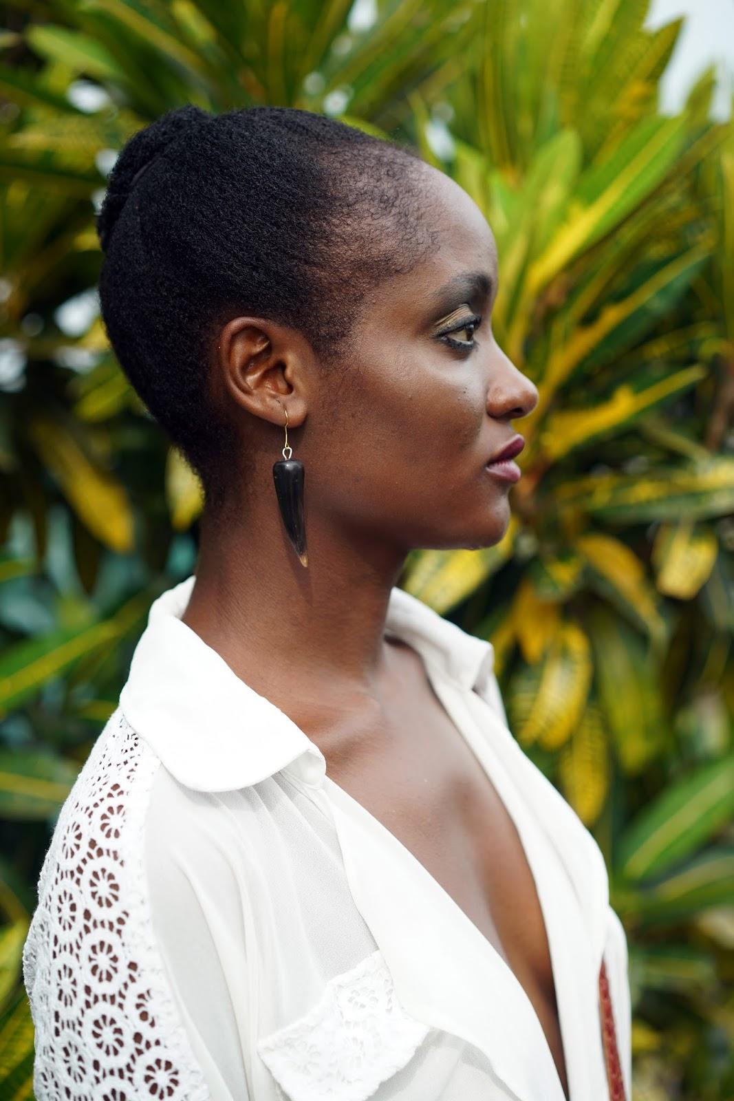 Malik 2-in-1 Necklace/Earring