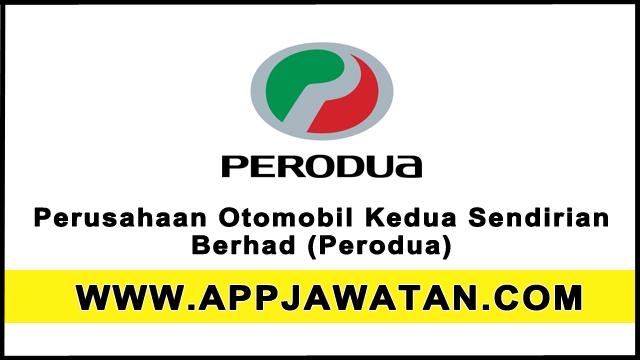 Perusahaan Otomobil Kedua (Perodua)