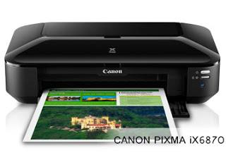 Daftar Printer Canon Inkjet A3 Terbaik 2016