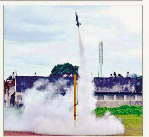 High Power Rocketry: Indian rockets update