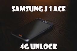 Cara Praktis Unlock Koneksi Jaringan Internet 4G Pada Android Semartphone Samsung J 1 Ace