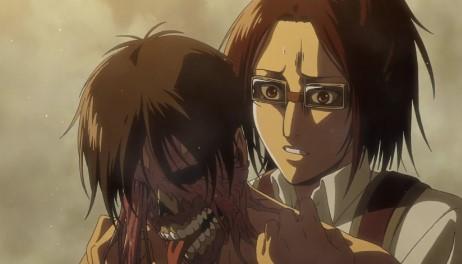 Shingeki no Kyojin 3 – Episódio 01