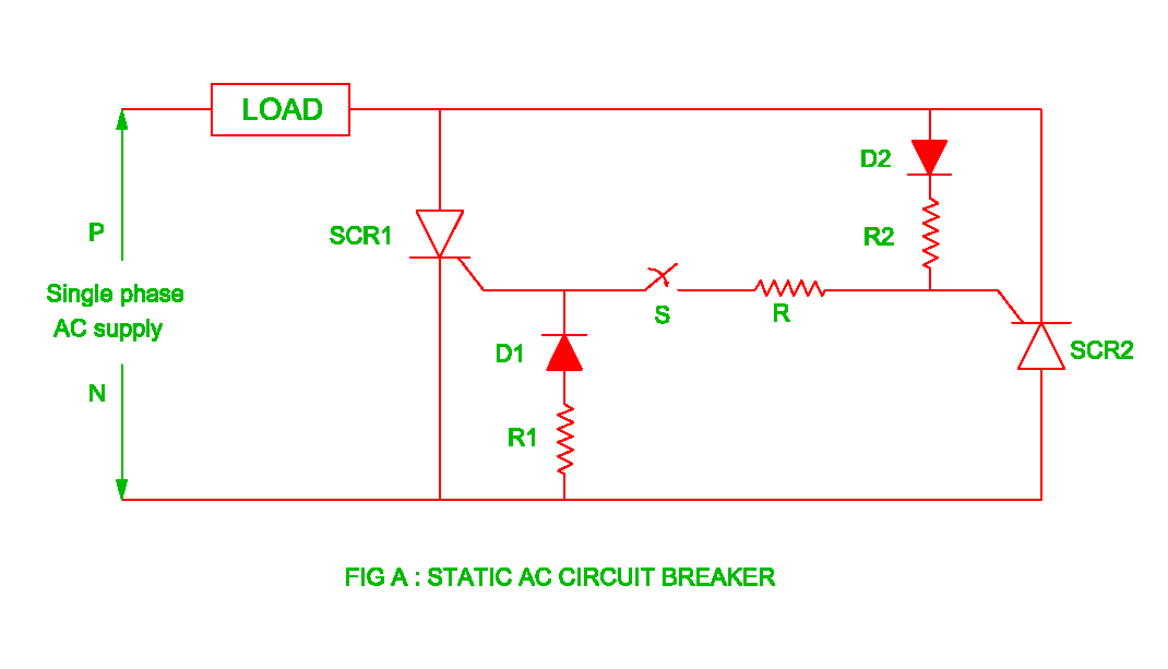 Static Ac Circuit Breaker Electrical Revolution