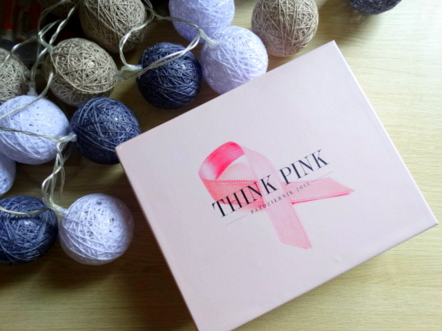 ShinyBox Think Pink pażdziernik 2015