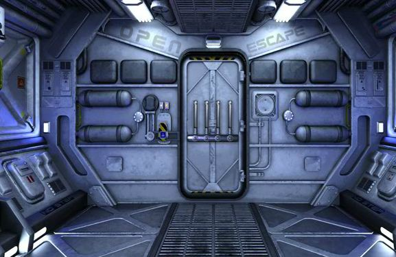 Escape Game Astronaut Res…