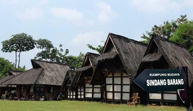 Kampung budaya Sindang Barang, wisata gratis di Bogor