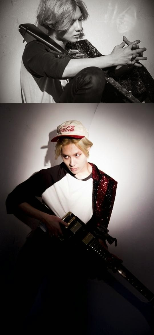 Taemin's journey featured in 'Ace of ACE' clip ft  TVXQ's