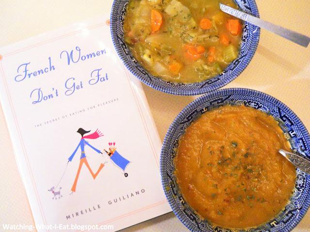 Watching What I Eat: French Women Don't Get Fat ~ Enjoying ...