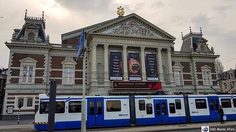 Concertgebouw - O que fazer em Amsterdam: 28 atrativos