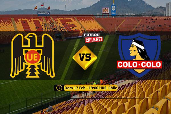 Unión Española vs Colo-Colo