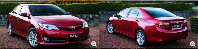 2015 Toyota Camry Atara R Special Edition