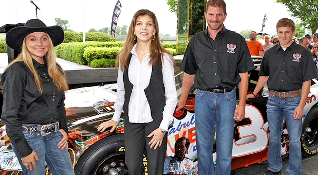 teresa earnhardt remarried - Dale Earnhardt