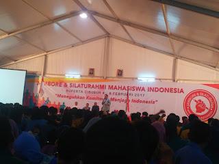 Jambore Mahasiswa (Tidak) Menolak Isu SARA!
