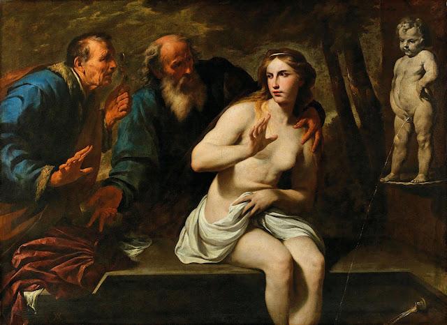 Andrea Vaccaro: Susanna e i vecchioni